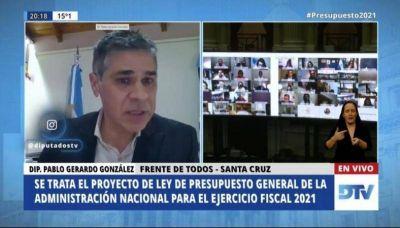 """""""Qué significa para Santa Cruz la media sanción del Presupuesto Nacional"""""""
