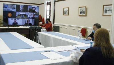 Alicia firmó un convenio con el Ministerio de Desarrollo Territorial y Hábitat de la Nación