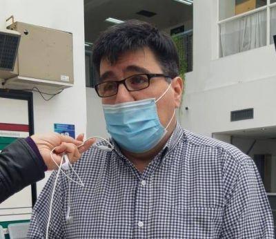 Pedirán el uso de ibuprofeno inhalado tras asamblea de trabajadores en el Hospital de Río Gallegos