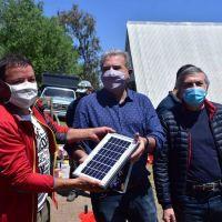 Distribuyeron ayuda para productores de Deán Funes y Punilla