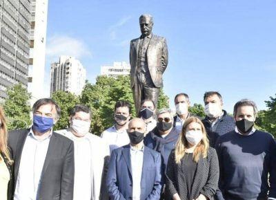 """Nedela: """"Alfonsín fue el mejor presidente que tuvo la democracia argentina"""""""