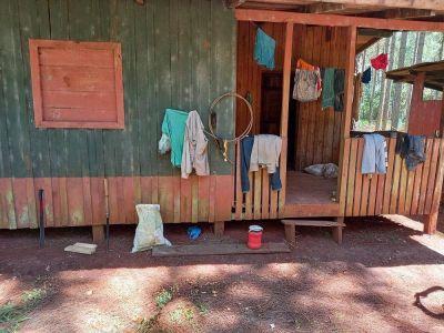 Explotación laboral en un establecimiento forestal en Misiones