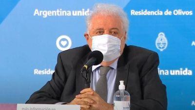 González García sobre la vacuna: