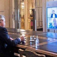 Alberto Fernández seguirá con las conversaciones ya iniciadas, pero no negociará con Mauricio Macri