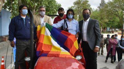 El Gobierno entregó viviendas e inauguró obras en Santa María