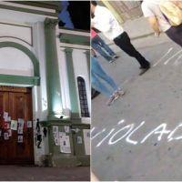 Abogadas feministas repudiaron las denuncias por las pintadas en El Carmen
