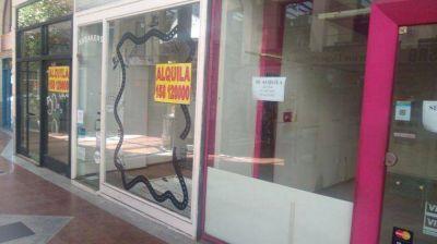 Un 40% de locales en galerías de Córdoba están vacíos