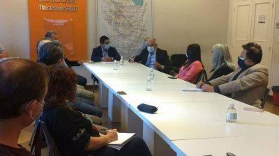 La Provincia formó una mesa de trabajo con entidades médicas