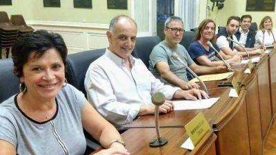 Concejales del Frente de Todos solicitan que el Ejecutivo Municipal informe sobre el uso del dinero del Fondo de Financiamiento Educativo