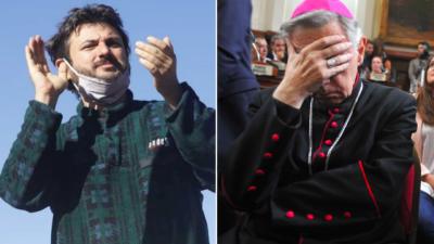 Grabois y Aguer, asesores del Papa Francisco y emblemas de la grieta en la Iglesia Católica