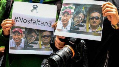 En el mundo se eleva el tributo de sangre de los periodistas por decir la verdad