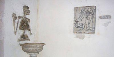 ¿Sabías que existe en Roma una iglesia dedicada la muerte?