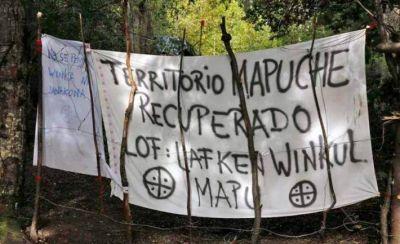 Villa Mascardi: se mantiene la tensión con los terrenos ocupados por grupos mapuches