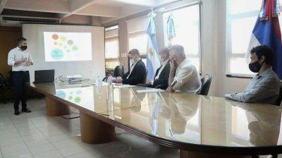 Firman convenio de colaboración para potenciar a Posadas como Destino Turístico Inteligente