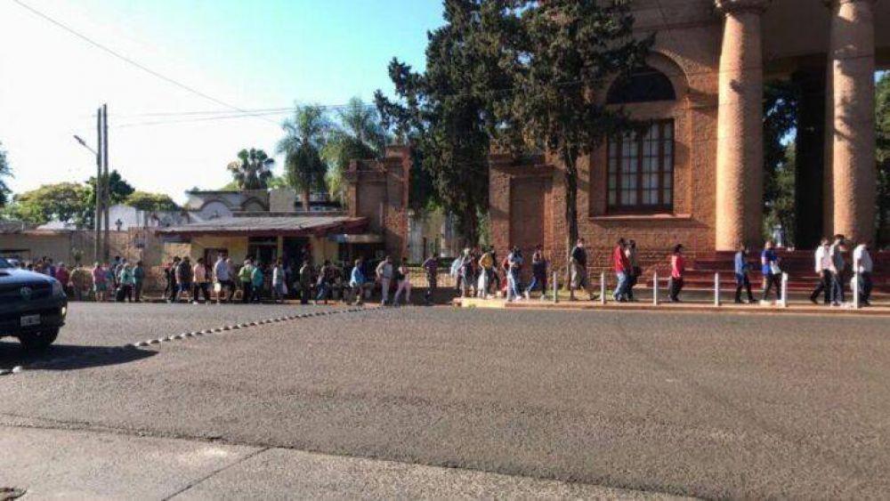 Día de los Fieles Difuntos: protocolo para el ingreso al cementerio La Piedad de la ciudad de Posadas