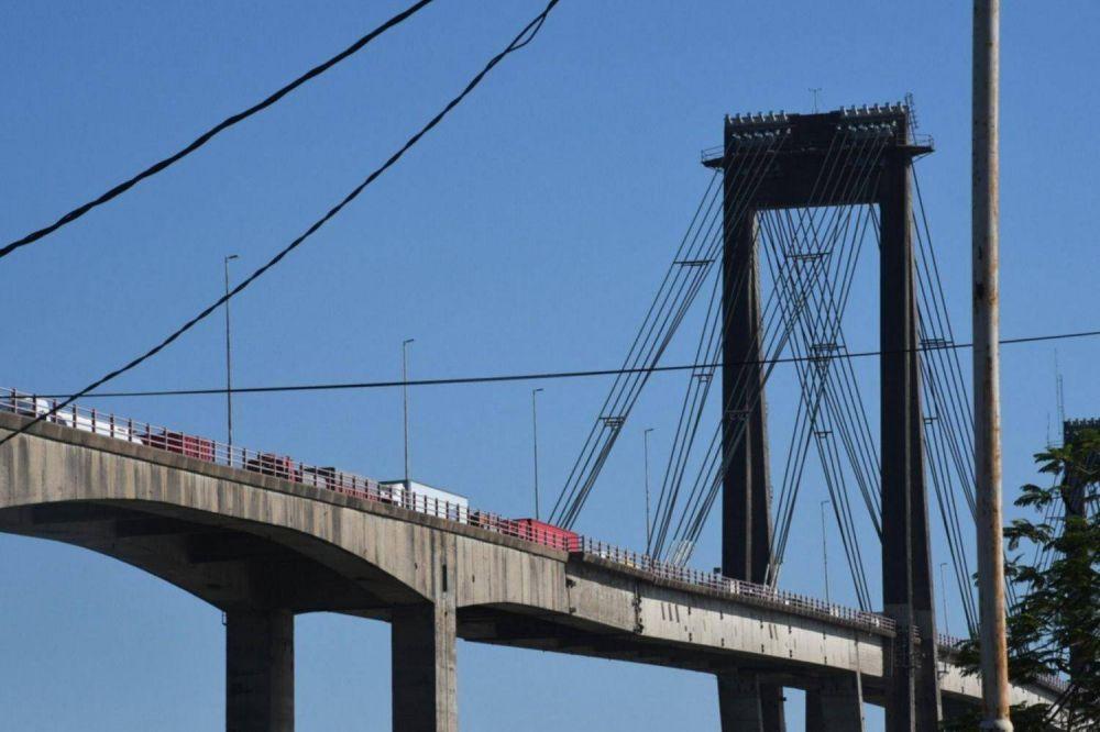 Denuncian a Corrientes y al Chaco por las restricciones en el puente