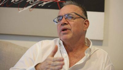 Abrile dijo que las políticas de seguridad de Llamosas no están cumpliendo los objetivos