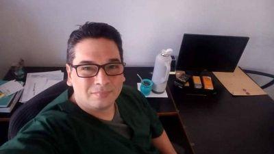 Covid-19: Falleció un enfermero en Esteban Echeverría