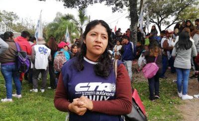 Atacaron a balazos la casa de una dirigente de la CTA que denunció al gobierno de Gerardo Morales