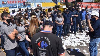 Zona Oeste: Empleados de Comercio piden un bono extra de 30.000 pesos