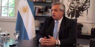"""Alberto Fernández se pronunció sobre el regreso a clases presenciales en 2021: """"Es uno de los problemas más serios que tenemos"""""""