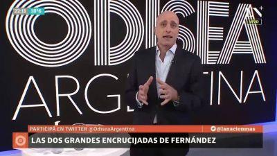 Las dos grandes encrucijadas de Alberto Fernández