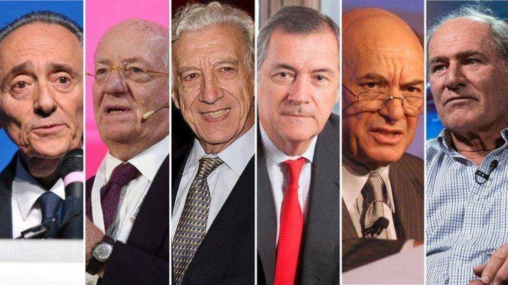 Los principales empresarios de la Argentina se reunieron con Martín Guzmán y le pidieron cerrar el acuerdo con el FMI y construir consensos