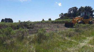 Denuncian intento de ocupación de tierras en el barrio El Marquesado
