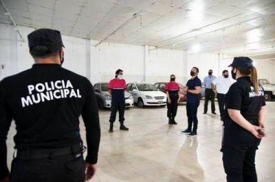 La Municipalidad inauguró las nuevas oficinas de la Secretaría de Seguridad Ciudadana