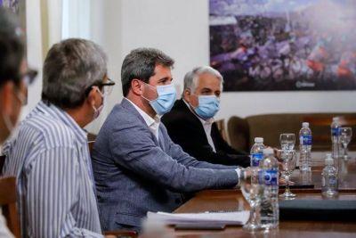 El gobernador se reunió con el Comité COVID-19: refuerzan controles para el cumplimiento de los protocolos