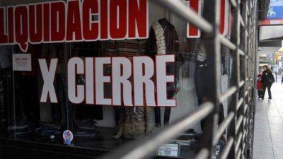 En Mendoza las ventas minoristas de octubre cayeron en promedio 23,8 %