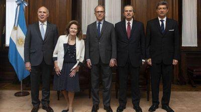 La Corte avaló que los jueces trasladados sigan en sus cargos hasta que se cubran las vacantes