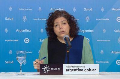"""Carla Vizzotti: """"La vacuna tiene que ser segura para toda la población"""