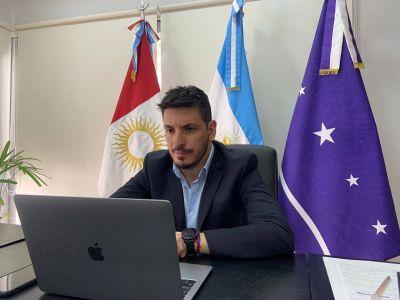 Río Tercero: Marcos Ferrer pidió recordar a los responsables de la voladura