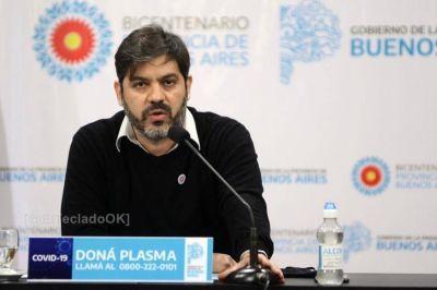 Bianco sobre Balcarce: 'tiene un problema muy importante de contagios'