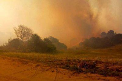 Los concejales pasaron a comisión el proyecto de bomberos para crear el programa de prevención de incendios interfase