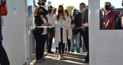 En videoconferencia con Kicillof y Trotta, Paredi y Vila inauguraron el Jardín de Infantes N°909 en Camet Norte