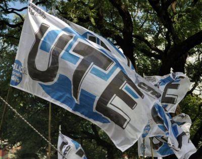 """UTE: """"Las declaraciones de Acuña ocultan su falta de diálogo con las y los docentes a quienes pretende invisibilizar, negar y deslegitimar"""""""