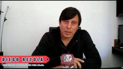 Retola: Vidal nos dejó más de 25 puntos debajo de la inflación y estamos tratando de recuperarlos