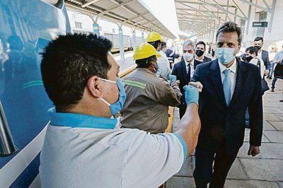 Massa gira por Salta-Tucumán y empuja ampliación del FdT