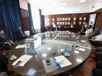 El Gobierno convocó al sector metalmecánico a sumarse al Acuerdo Económico y Social