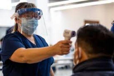 La Ciudad reportó 483 nuevos casos de coronavirus y 28 muertes
