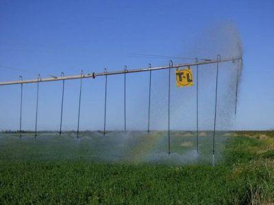 Tecnología para eficientizar el uso del agua en la Zona Bajo Riego