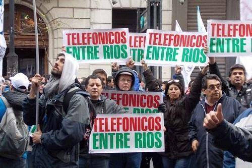 Impasse en el conflicto telefónico: Trabajo convocó a gremios y empresas