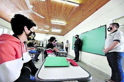 Presencialidad en las escuelas entrerrianas: cómo fue el retorno