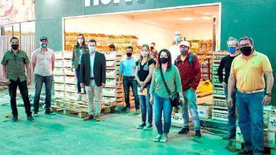 Convertirán residuos orgánicos del Mercado de Abasto en electricidad