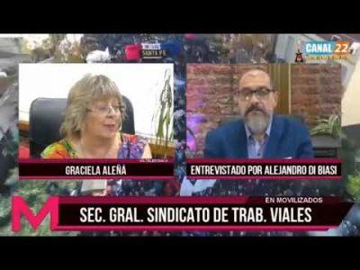 Graciela Aleñá sobre la reactivación de obras en el sector