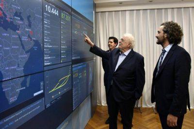 Cafiero y González García lanzan programa de Salud Digital