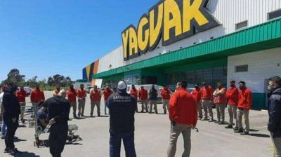 Trabajadores llevaron adelante asambleas en mayoristas en reclamo del bono de $5000