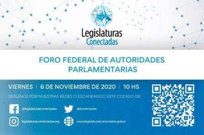 Legislaturas Conectadas realiza el segundo Foro Federal
